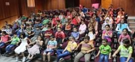 اختتام فعاليات مهرجان الطفل الثقافي الصحي العاشر